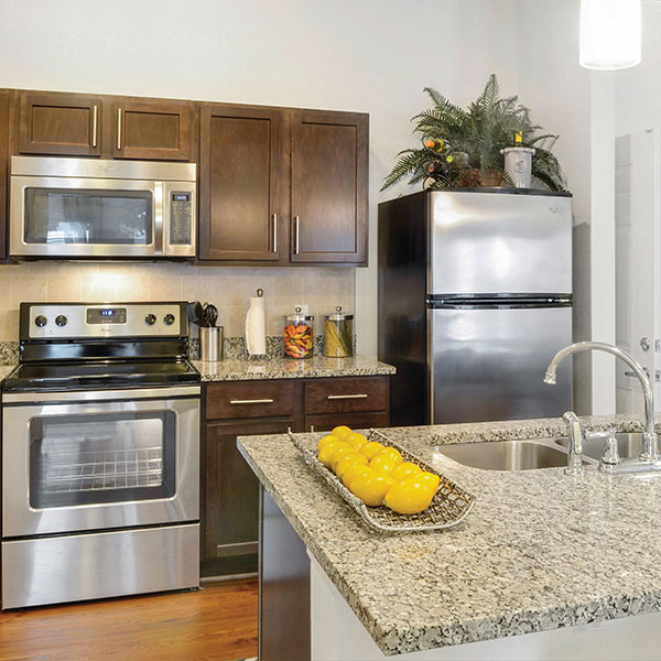 The Aventine Asheville Apartment Amenities